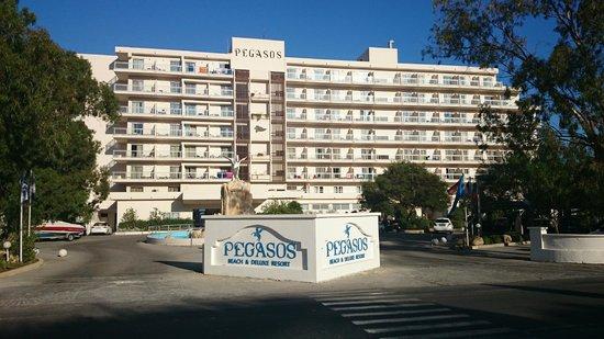 Pegasos Beach Hotel : Hotel