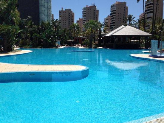 Sol Príncipe by Meliá : Pool view