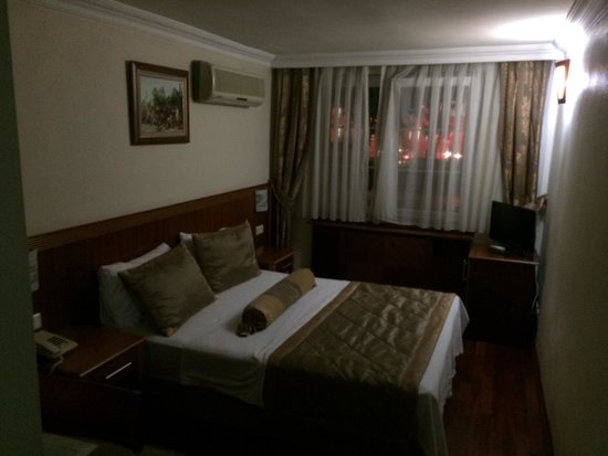 Hotel Centrum Istanbul: Double room