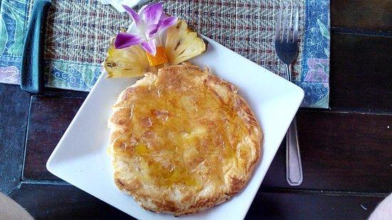 Sawasdee: блинчик с ананасом