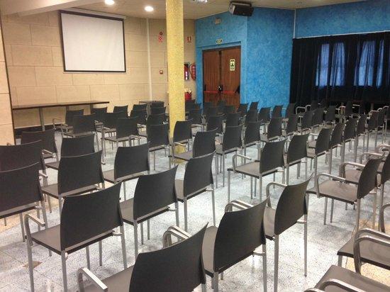 Rosamar & Spa : Sala de reuniones