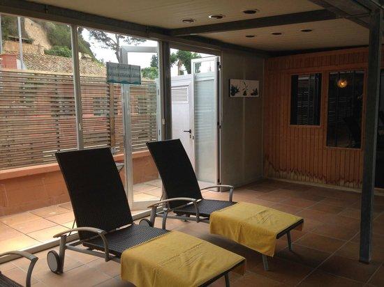 Rosamar & Spa: Zona Spa