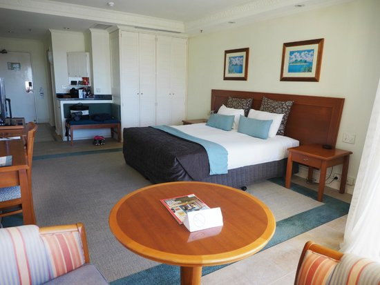 Pullman Cairns International: Our lovely Room...