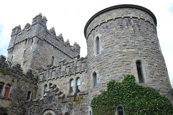 Glenveagh Castle : 城外観