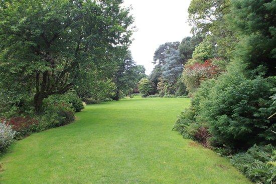 Castillo Glenveagh: 庭園