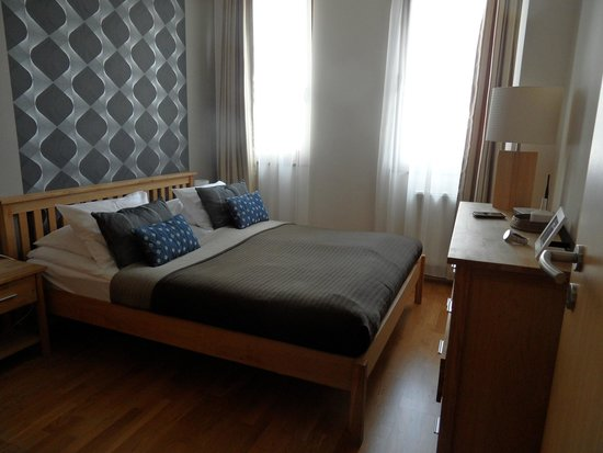 7Seasons Apartments Budapest: Habitacion apartamento estudio