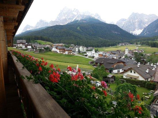 Berghotel: Dalla camera d'albergo