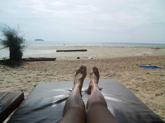 Aana Resort & Spa: หาดส่วนตัว