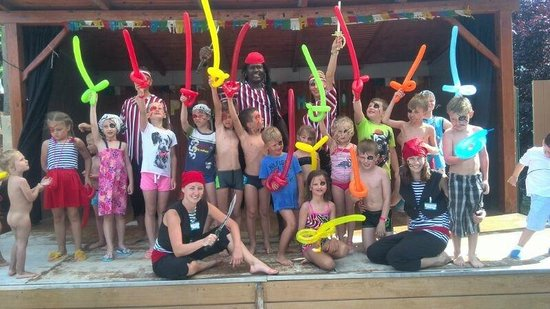 Rosamar Garden Resort: Actividades infantiles