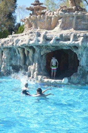 Camping Caravaning Cuenca: piscina