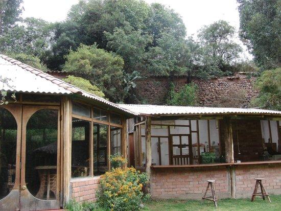 Arcoris del Puente: Das Speisesaal verfügt über w-lan