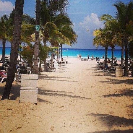 Hotel Riu Playacar : Playa del Carmen