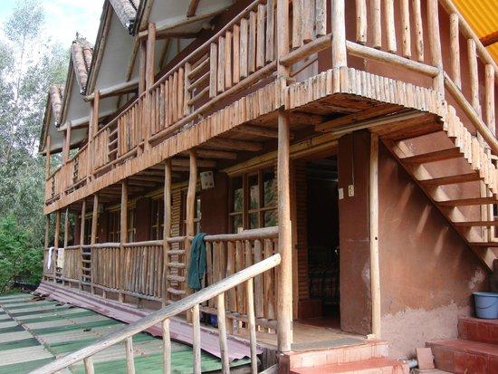 Arco Iris del Puente Lodge: Einfach und gemütlich