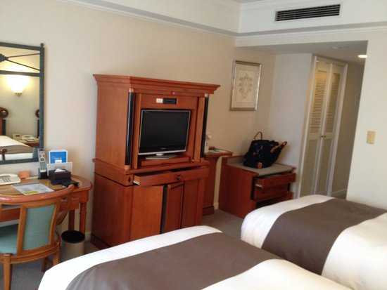Hotel East 21 Tokyo: 部屋
