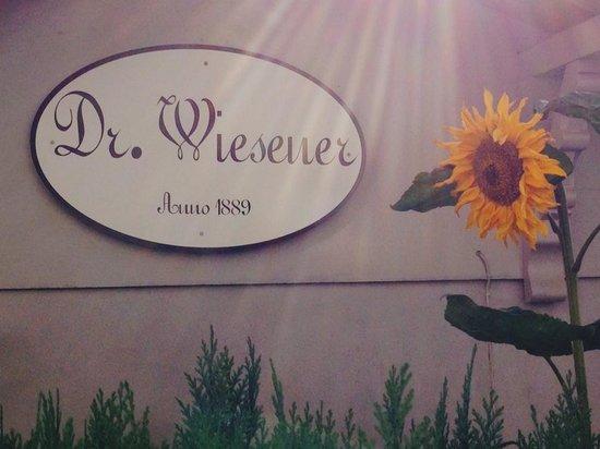 Dr. Wiesener: Dr Wiesener