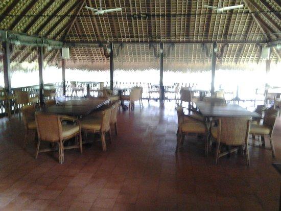 Marari Beach Resort: ristorante