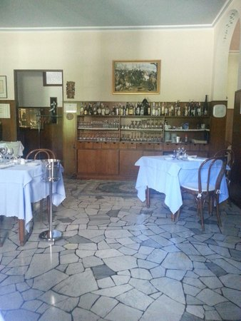 Ristorante Bertoni: Main room