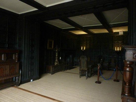 Malahide Castle, The Oak Room