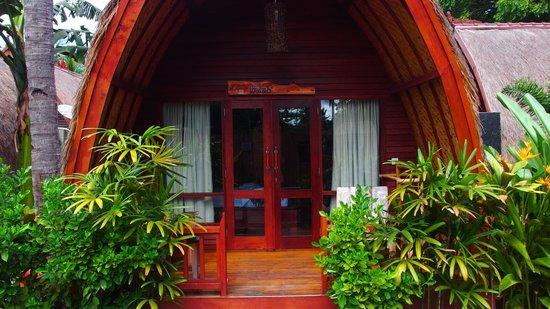 Pantai Karang: Nice bungalow