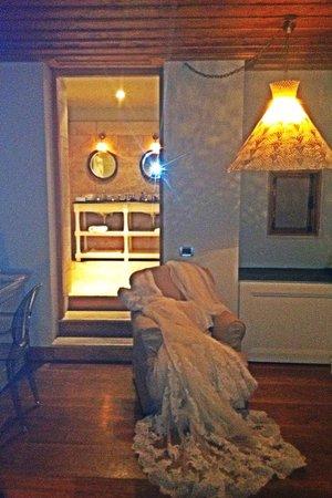 Kinsterna Hotel: Suite 42