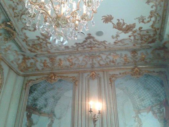 Turandot : потолок
