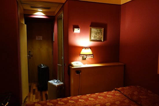 Hotel Andreotti : hotel room