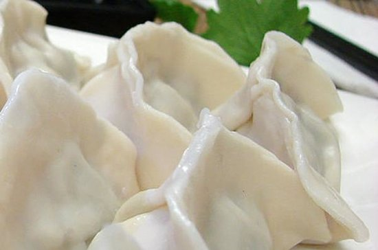 Written On Tea: 饺子 Pork Dumplings