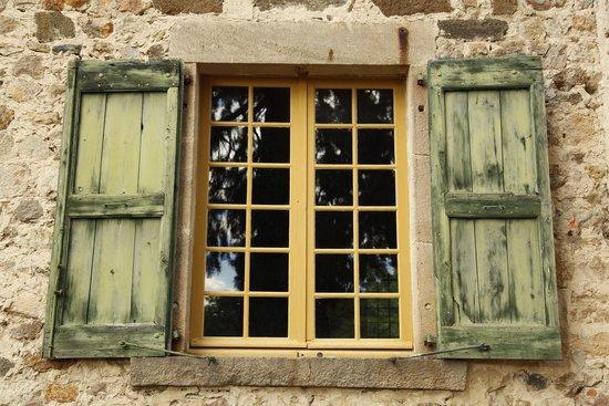 Chateau de Durianne : Window
