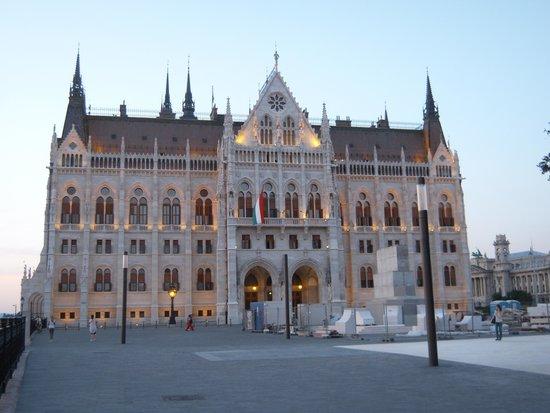 Eurostars Budapest Center Hotel: Parlamento