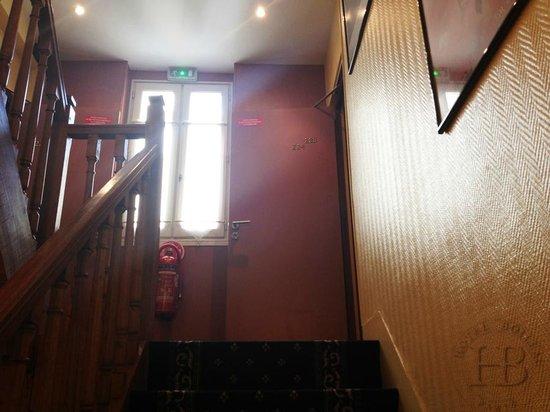 Hotel Boileau : Nouvelles parties communes