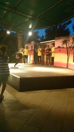Kervansaray Marmaris : One of the show.