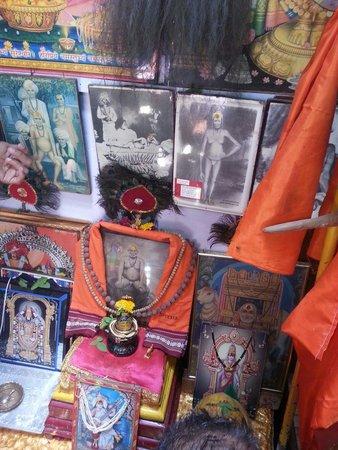 Solapur, India: Balapa math