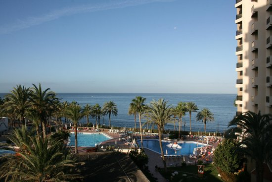 Sol Tenerife : Вид с балкона