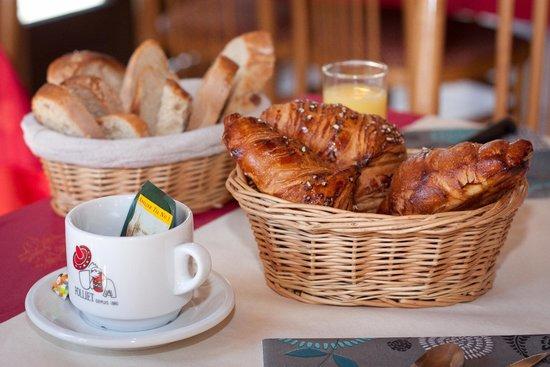 Le Telemark : Petit déjeuner
