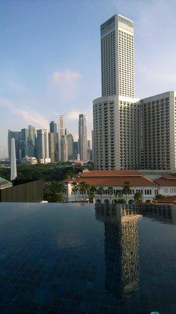 Naumi Hotel: Best views in town!