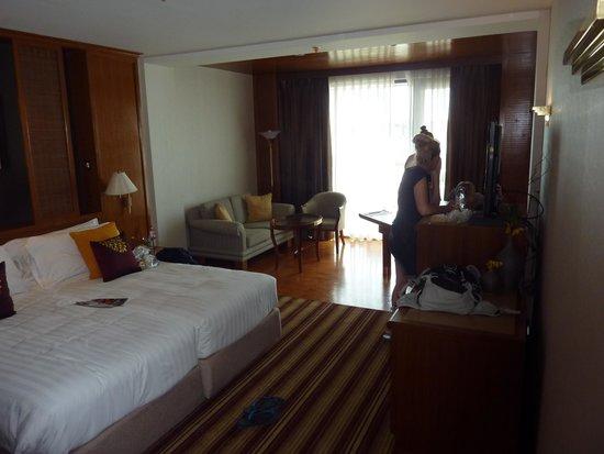 Amari Don Muang Airport Bangkok: værelset