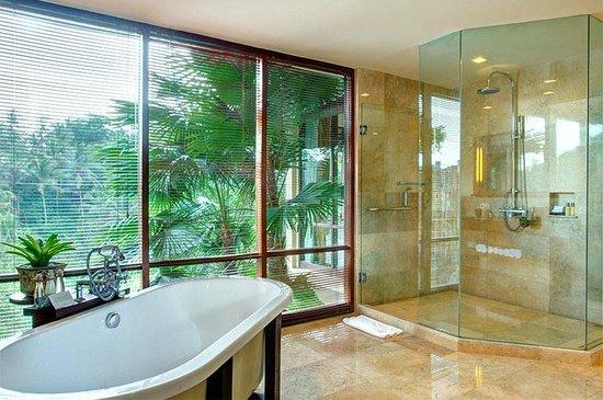 Komaneka at Bisma: Family duplex 2 bedrooms pool villa