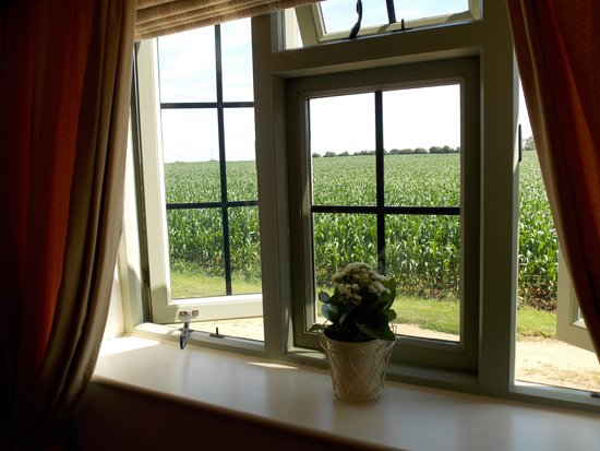 The Chance: view from Hidcote Room