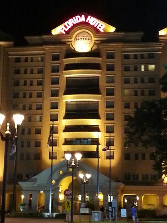 The Florida Hotel & Conference Center, BW Premier Collection: Frente hotel