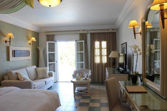 Myconian Ambassador Relais & Chateaux Hotel: Suite