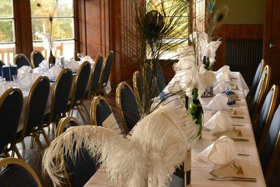 YHA Langdale : Dining 1