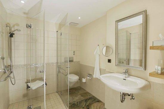 Hotel Waldschloesschen : Badezimmer Comfort Kategorie