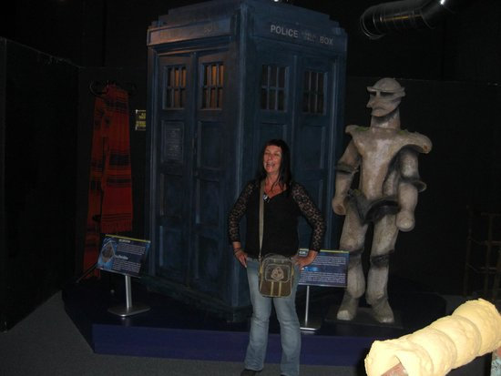 Doctor Who Experience Cardiff Bay: The Tardis
