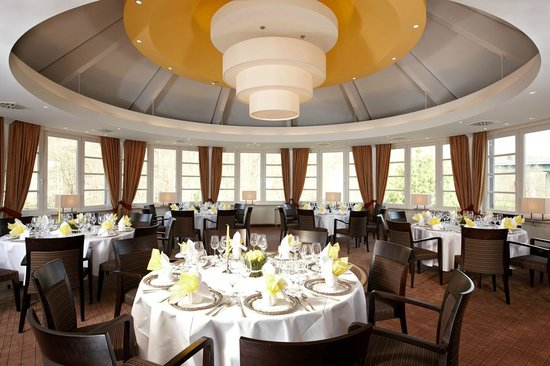 Hotel Waldschloesschen : Saal im Pavillon