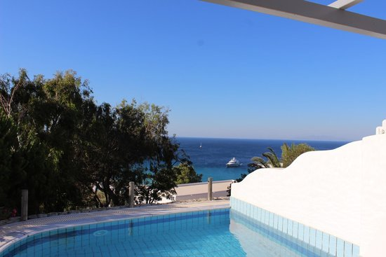 Myconian Ambassador Relais & Chateaux Hotel: Private Pool