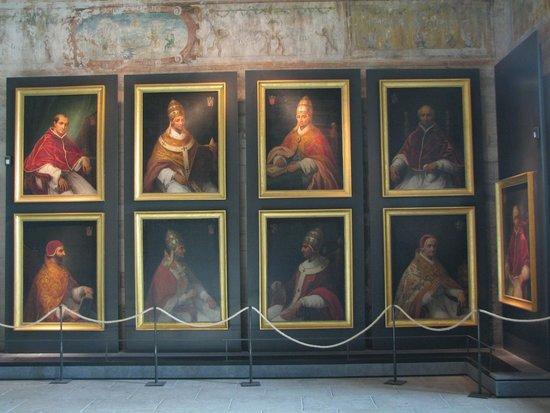 Palais des Papes : papi