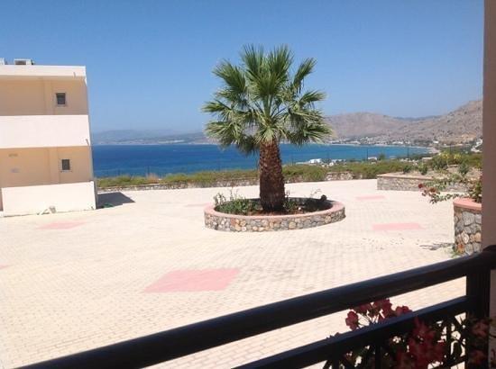 Hotel Ziakis: Garden View!