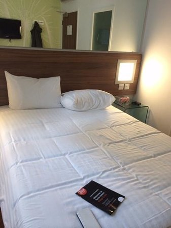Point A Hotel, London Kings Cross: chambre
