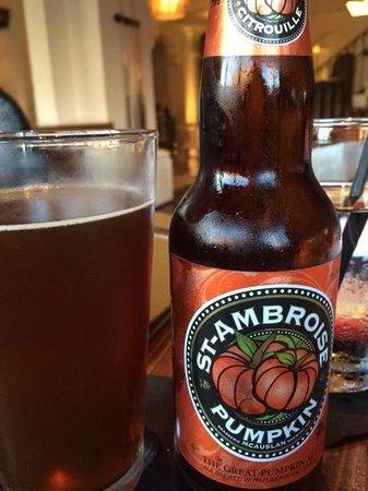 Brimstone Bar: een lekker Canadees biertje