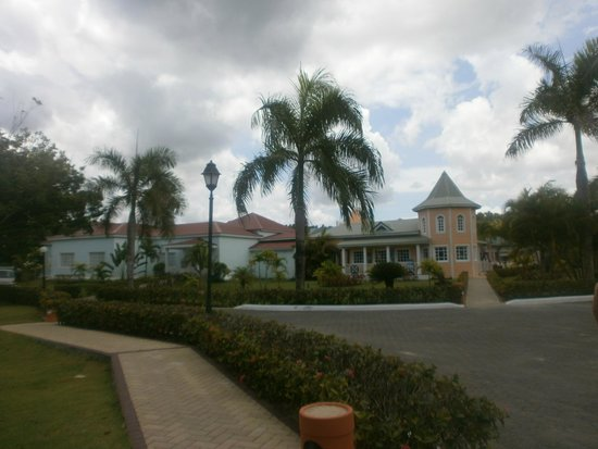 Grand Bahia Principe El Portillo: ground